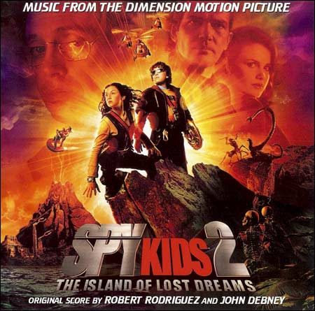 Дети шпионов 2: Остров несбывшихся надежд / Spy Kids 2: The Island of Lost Dreams