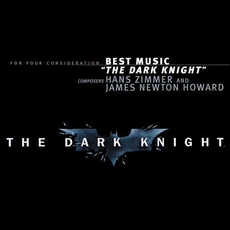 Тёмный рыцарь / The Dark Knight (Promo Score)