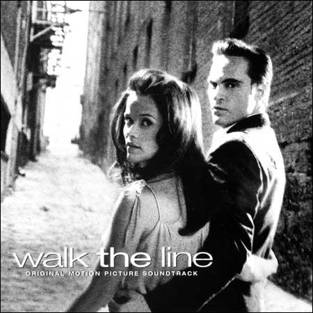 Обложка к альбому - Переступить черту / Пройти по грани / Walk the Line