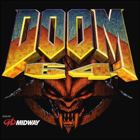 Обложка к альбому - Doom 64