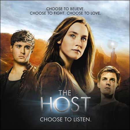 Обложка к альбому - Гостья / The Host. Choose to Listen.