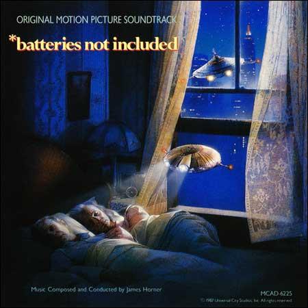 Обложка к альбому - Батарейки не прилагаются / *batteries not included