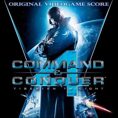 Обложка к альбому - Command & Conquer 4: Tiberian Twilight