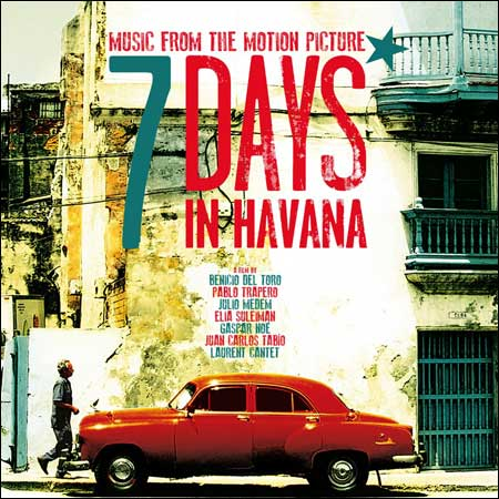Обложка к альбому - Гавана, я люблю тебя / 7 Days In Havana