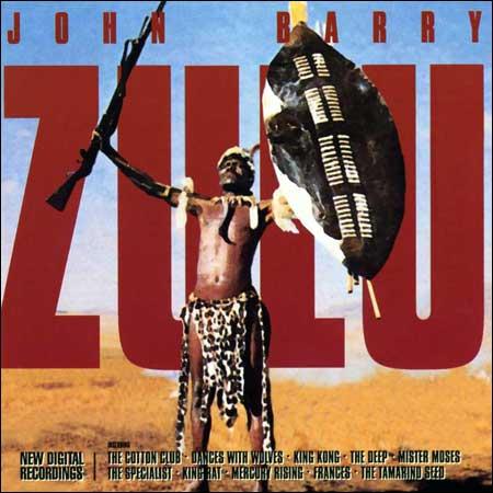 Обложка к альбому - Zulu: The Film Music of John Barry