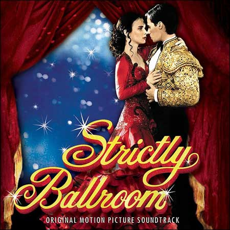 themes of strictly ballroom