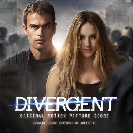Обложка к альбому - Дивергент / Divergent (Score)