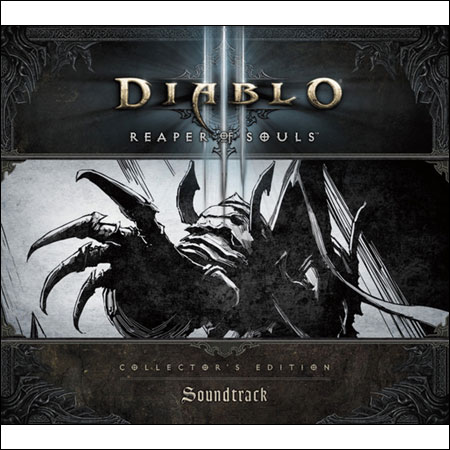 Обложка к альбому - Diablo III: Reaper of Souls (Collector's Edition)