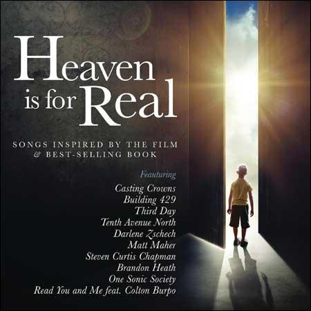 Обложка к альбому - Небеса реальны / Heaven is for Real (OST)