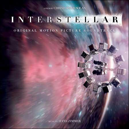 Обложка к альбому - Интерстеллар / Interstellar (Deluxe Edition)