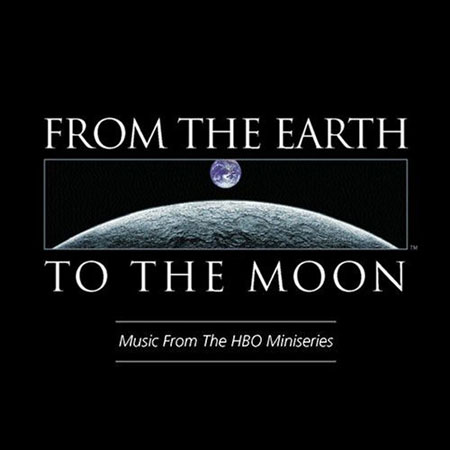 Обложка к альбому - С Земли на Луну / From the Earth to the Moon