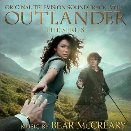Обложка к альбому - Чужестранка / Outlander (Original Television Soundtrack - Vol. 1)