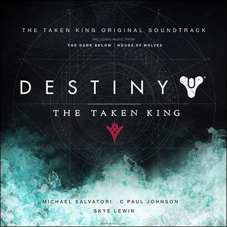 Обложка к альбому - Destiny: The Taken King