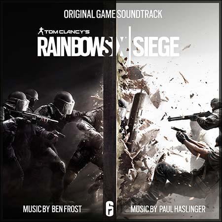Обложка к альбому - Tom Clancy's Rainbow Six: Siege
