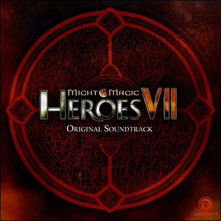 Обложка к альбому - Might & Magic Heroes VII (Original Soundtrack)