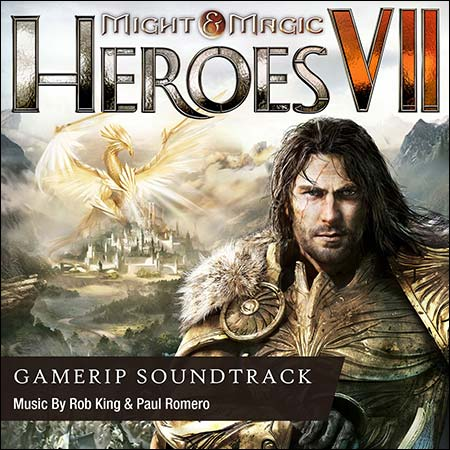 Обложка к альбому - Might & Magic Heroes VII (GameRip Soundtrack)