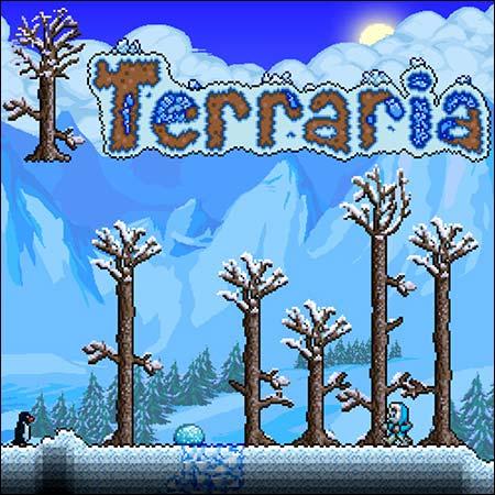 Обложка к альбому - Terraria Soundtrack Volume 2