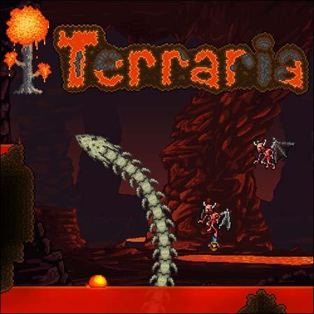 Обложка к альбому - Terraria Soundtrack Volume 3