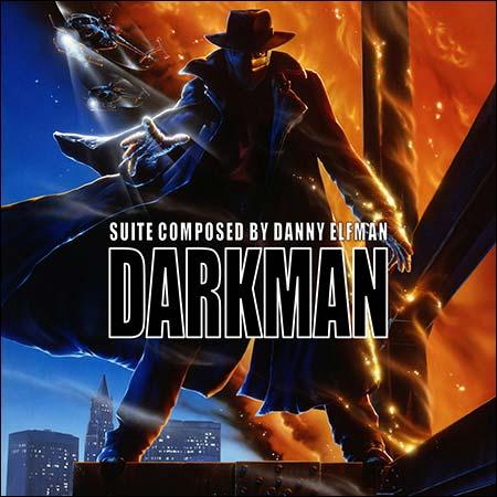 Обложка к альбому - Человек тьмы / Darkman (Suite)