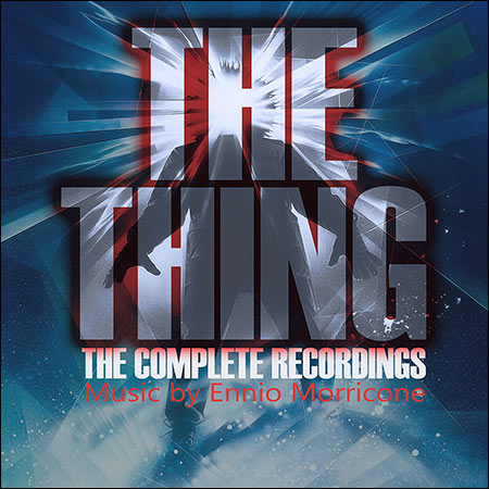 Обложка к альбому - Нечто / The Thing (The Complete Recordings)