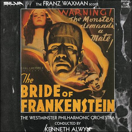 Обложка к альбому - Невеста Франкенштейна / The Bride of Frankenstein