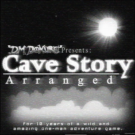Обложка к альбому - DM DOKURO Presents: Cave Story Arranged