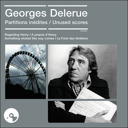 Обложка к альбому - Кое-что о Генри / Regarding Henry (Rejected Scores)