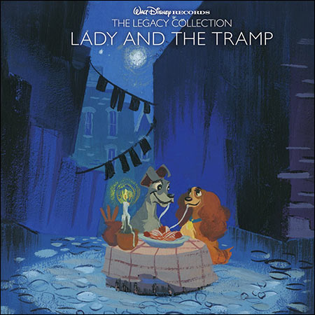 Обложка к альбому - Леди и Бродяга / Lady and the Tramp (The Legacy Collection)