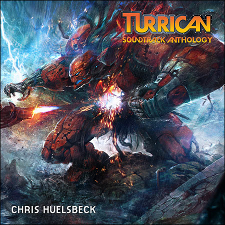 Обложка к альбому - Turrican Soundtrack Anthology: Vol. 3, Vol. 4