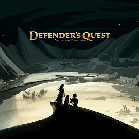 Обложка к альбому - Defender's Quest: Valley of the Forgotten