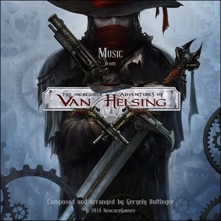 Обложка к альбому - The Incredible Adventures of Van Helsing