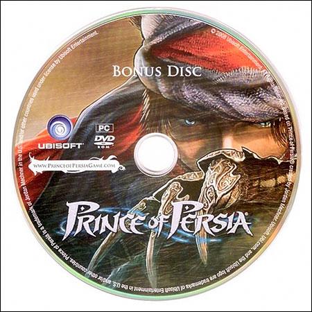 Обложка к альбому - Prince of Persia (Bonus Disc)