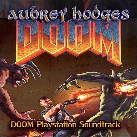 Обложка к альбому - Doom Playstation: Official Soundtrack