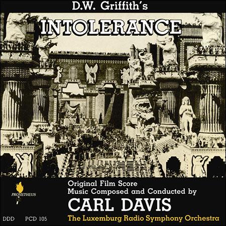 Обложка к альбому - Нетерпимость / Intolerance (Prometheus Records)