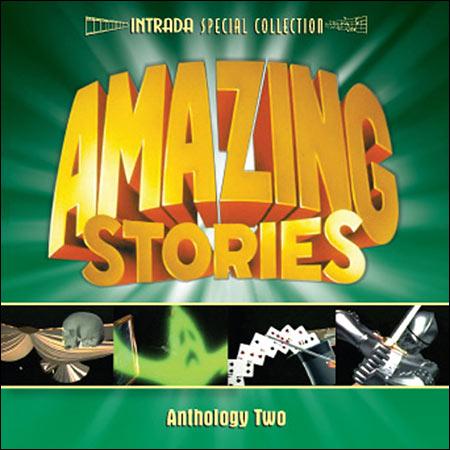 Обложка к альбому - Удивительные истории / Amazing Stories: Anthology Two