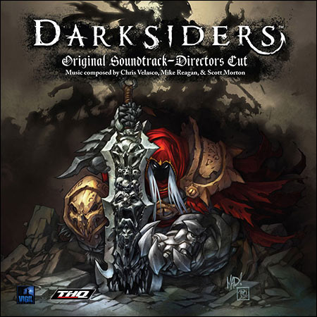 Обложка к альбому - Darksiders: Original Soundtrack - Director's Cut