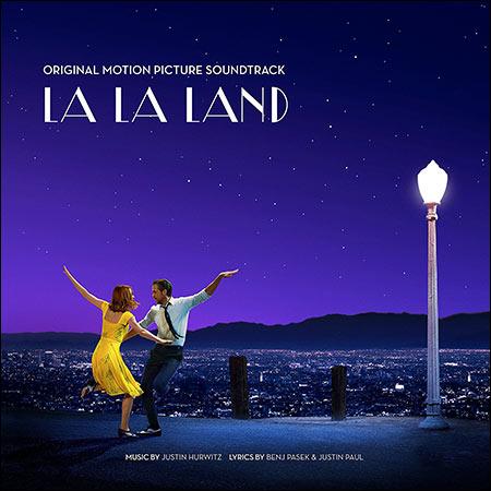 Обложка к альбому - Ла Ла Лэнд / La La Land (OST)