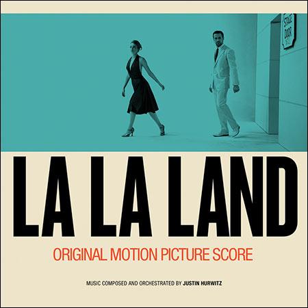 Обложка к альбому - Ла Ла Лэнд / La La Land (Score)