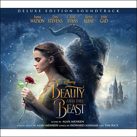 Обложка к альбому - Красавица и чудовище / Beauty and the Beast (2017 film - Deluxe Edition)