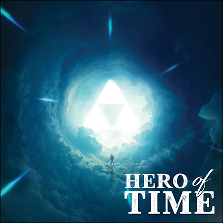 Обложка к альбому - Hero of Time (Music from ''The Legend of Zelda: Ocarina of Time'')
