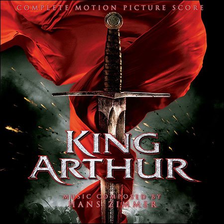 Обложка к альбому - Король Артур / King Arthur (Recording Sessions)