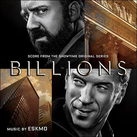 Обложка к альбому - Миллиарды / Billions (Original Score)