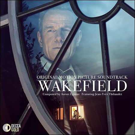 Обложка к альбому - Во всём виноват енот / Wakefield