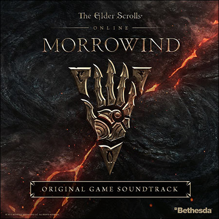 Обложка к альбому - The Elder Scrolls Online: Morrowind