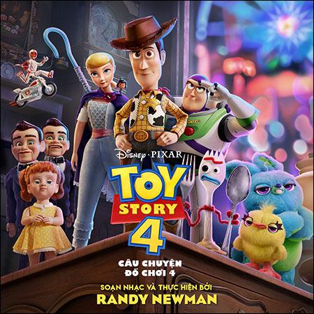 Обложка к альбому - История игрушек 4 / Toy Story 4 (Vietnamese Edition)