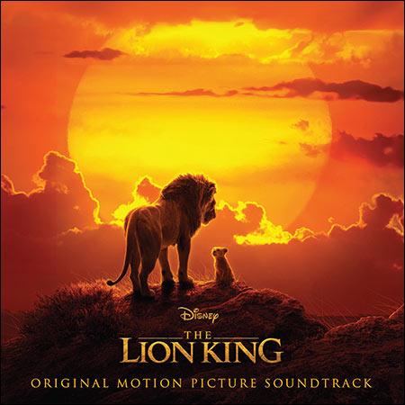 Обложка к альбому - Король Лев / The Lion King (2019) (Original Soundtrack) (MQA)