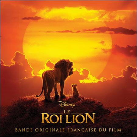 Обложка к альбому - Король Лев / The Lion King (2019) (French Edition)