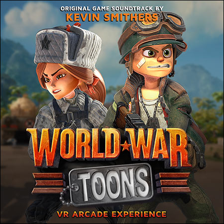Обложка к альбому - World War Toons: VR Arcade Experience