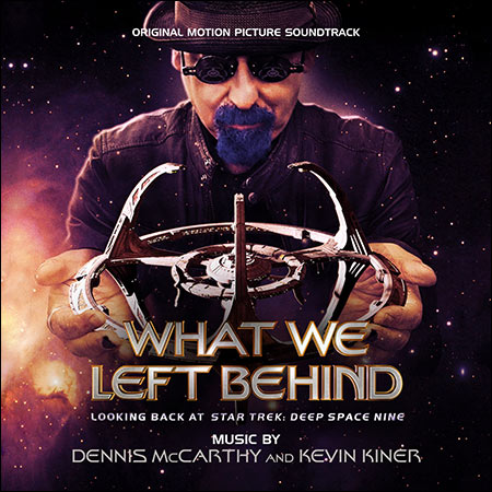 Обложка к альбому - What We Left Behind: Looking Back at Star Trek: Deep Space Nine