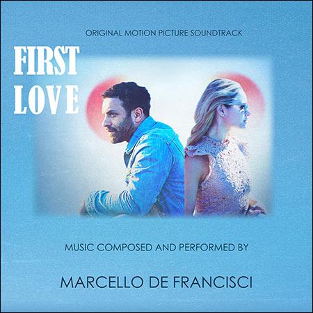 Обложка к альбому - Первая любовь / First Love (2019)
